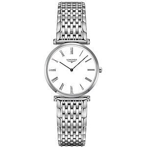 Longines Uhren L4.512.4.11.6 Damen-Armbanduhr La Grande Classique