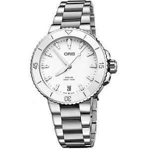 Oris Aquis Date 733 7731 4151 MB schwarz aus der Oris Uhren Serie Aquis