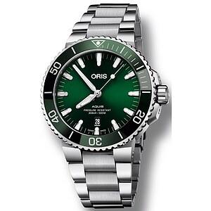 Oris Aquis Date 733 7730 4157 MB aus der Oris Uhren Serie Aquis