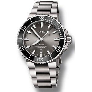 Oris Aquis Titanium Date 733 7730 7153 MB aus der Oris Uhren Serie Aquis
