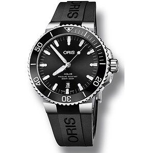 Oris Aquis Date 733 7730 4134 KB aus der Oris Uhren Serie Aquis