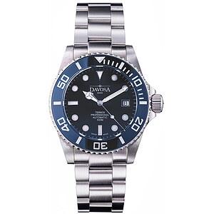 Davosa Ternos Professional 161.559.40 aus der Uhren-Serie Ternos Automatic Professional blau