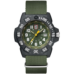 Luminox NAVY SEAL 3500 XS.3517 der Uhren-Serie Navy Seal 3500 Series - ultimative Beleuchtung - 63661