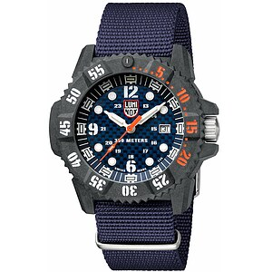 Luminox MASTER CARBON SEAL 3800 XS.3803.C der Uhren-Serie MASTER CARBON SEAL 3800 Series - ultimative Beleuchtung - 63663
