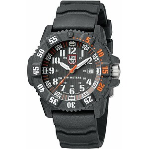 Luminox MASTER CARBON SEAL 3800 XS.3801.C.SET der Uhren-Serie MASTER CARBON SEAL 3800 Series - ultimative Beleuchtung - 63664