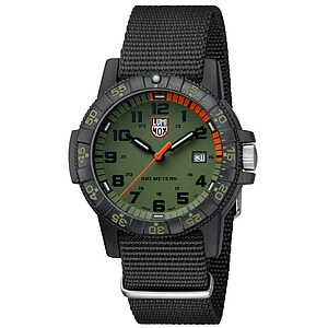 Luminox Leatherback SEA TURTLE GIANT 0337 aus der Series Leatherback SEA TURTLE 0320 Series - ultimative Beleuchtung - 63673