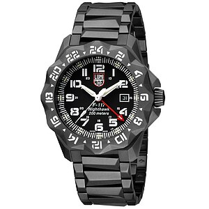 Luminox F-117 NIGHTHAWK XA.6422 der Uhren-Serie F-117 NIGHTHAWK 6420 Series - 63680