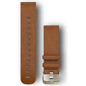 Garmin Vivomove Leder Armband Hellbraun 010-12495-05 für Garmin Vivomove® HR