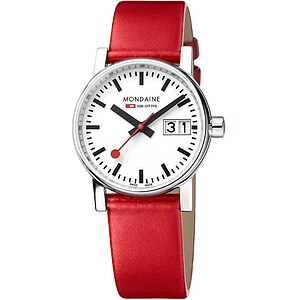 Mondaine Official Swiss Railways evo2 Big Date MSE.30210.LC - 63771