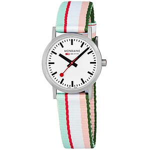 Mondaine Official Swiss Railways Classic A658.30323.16SBS Bahnhofsuhr New Classic Ladies brushed - 63780