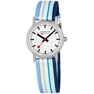 Mondaine Official Swiss Railways Classic A658.30323.16SBP Bahnhofsuhr New Classic Ladies brushed - 63781
