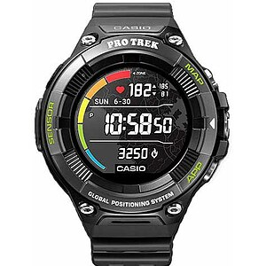 Casio Pro Trek Smart WSD-F21HR-BKAGE Smart Outdoor Watch der Casio PRO TREK Serie - 63820