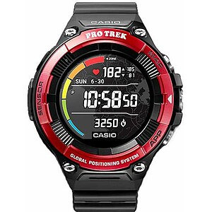 Casio Pro Trek Smart WSD-F21HR-RDBGE Smart Outdoor Watch der Casio PRO TREK Serie - 63821