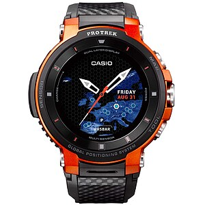 Casio Pro Trek Smart WSD-F30-RG Smart Outdoor Watch der Casio PRO TREK Serie Edition Orange - 65027