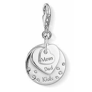 Thomas Sabo CC 1453-051-21 Anhänger CHARM CLUB Herzen Mom Dad Kids - 66373