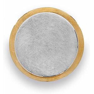 Bastian 12554 Inverun Pendant Silber Anhänger teilvergoldet kratzmatt