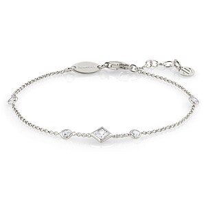 Nomination Bella Brilliant Edition Armkette 142681 005 in Silber - 66450