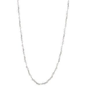 Nomination Halsschmuck MyPendantes 146522 001 Herzkette in 925er Silber (Silberne Herzen)