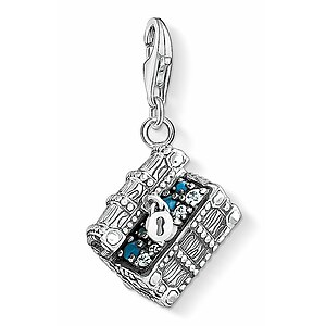 Thomas Sabo CC 1523-347-21 Anhänger Treasure Chest CHARM CLUB Schatztruhe - 66792