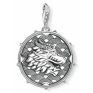 Thomas Sabo CC 1699-637-21 Anhänger Disc Dragon & Tiger CHARM CLUB Coin Drache & Tiger - 66973