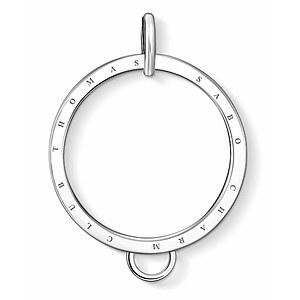 Thomas Sabo X0267-001-21  Charm-Träger Carrier Kreis groß
