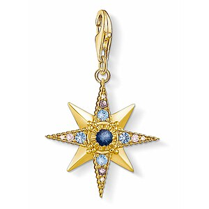 Thomas Sabo CC 1714-959-7 Anhänger Star CHARM CLUB Royalty Stern - 66997