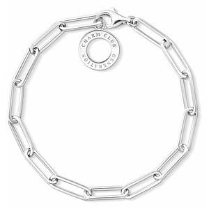 Thomas Sabo X0259-001-21-L17 Carrier Bracelet  Charm-Armband 17 cm