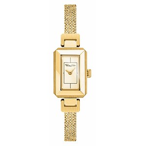 Thomas Sabo Uhren-Serie WA0331-264-207 Damenuhr Mini Vintage golden - 67047