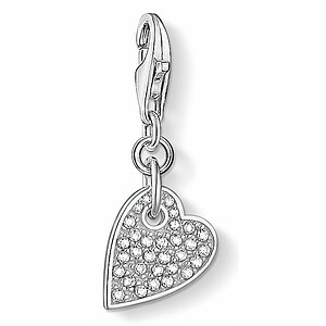 Thomas Sabo 1760-051-14 Anhänger Heart Charm Club Herz LOVE - 67226