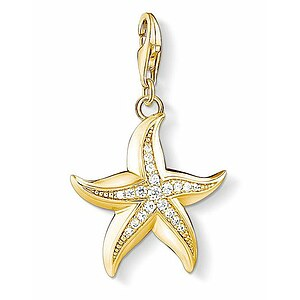 Thomas Sabo 1526-414-14 Anhänger Starfish CHARM CLUB Seestern golden - 67254