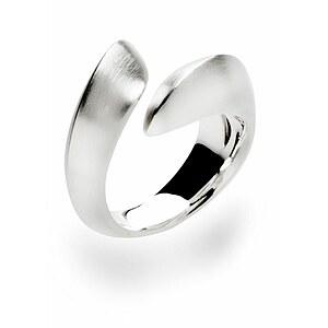 Bastian 10922 Inverun Silber Ring mattiert