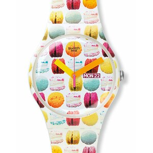 Swatch Uhr SUOW707 PASTRY CHEFS New Gent Sweet Explosion