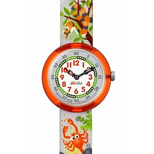 Flik Flak Uhren FBNP016 Boy Sunny Hours Kinderuhr Cute-Size (3+) Friendship in the Air - 70217