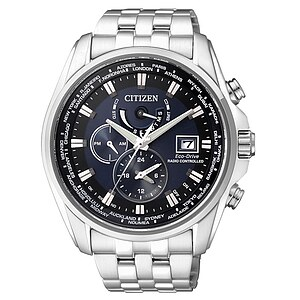 Citizen Uhren AT9030-55L Eco-Drive Radio Controlled Funk Elegant - 70432
