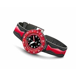 Flik Flak Uhren FCSP015Kinderuhr Full-Size Boy (7+) Scuba Get it in Red! - 70468