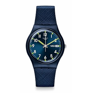Swatch Uhr GN718 CLASSIC Gent Sir Blue - 70498