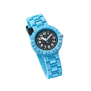 Flik Flak Uhren FCSP019 Kinderuhr Full-Size Boy (7+) Seriously Blue - 70855
