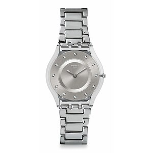 Swatch Uhr SFK393G SPRING BREEZE Skin Classic Silver Drawer - 70868