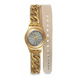 Swatch Uhr YSG139 SPRING BREEZE Irony Lady Double me - 70875