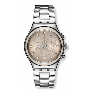 Swatch Uhr YCS583G SPRING BREEZE  Irony Chrono Classy Shine - 70878