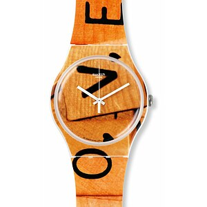 Swatch Uhr SUOW116 IN THE PLAYROOM New Gent Love Game