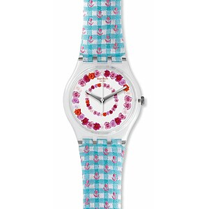 Swatch Uhr GZ291 Mother's Day Special  Gent Muttertag ROSES4U - 71030