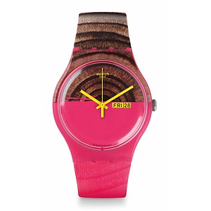 Swatch Uhr SUOP703 SURFING THE WAVE  New Gent Woodkid