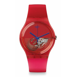Swatch Uhr SUOR103 SURFING THE WAVE  New Gent Dipred