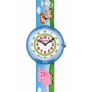 Flik Flak Uhren FBNP043 FUNNY HOURS Kinderuhr Story Time Girls (3+) Farmily - 71080