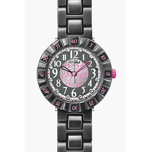 Flik Flak Uhren FCSP021  FUNNY HOURS Kinderuhr Power Time Girls (7+) Cuorantra - 71091