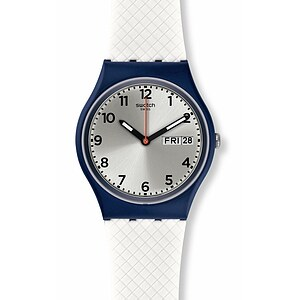 Swatch Uhr GN720 TECH MODE Gent White Delight - 71102