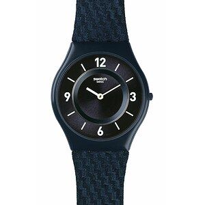 Swatch Uhr SFN123  TECH MODE Skin Blaumann - 71117