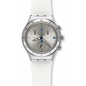 Swatch Uhr YCS584 TECH MODE Irony Chrono Travel Chic - 71121