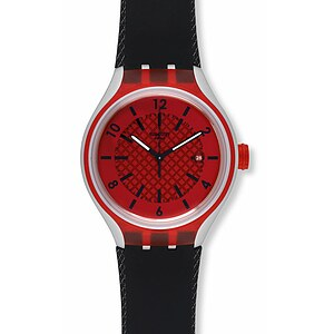Swatch Uhr YES4008 TECH MODE Irony Big Xlite Go Red - 71123